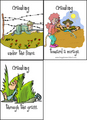 Prepositions of movement - english-language photo