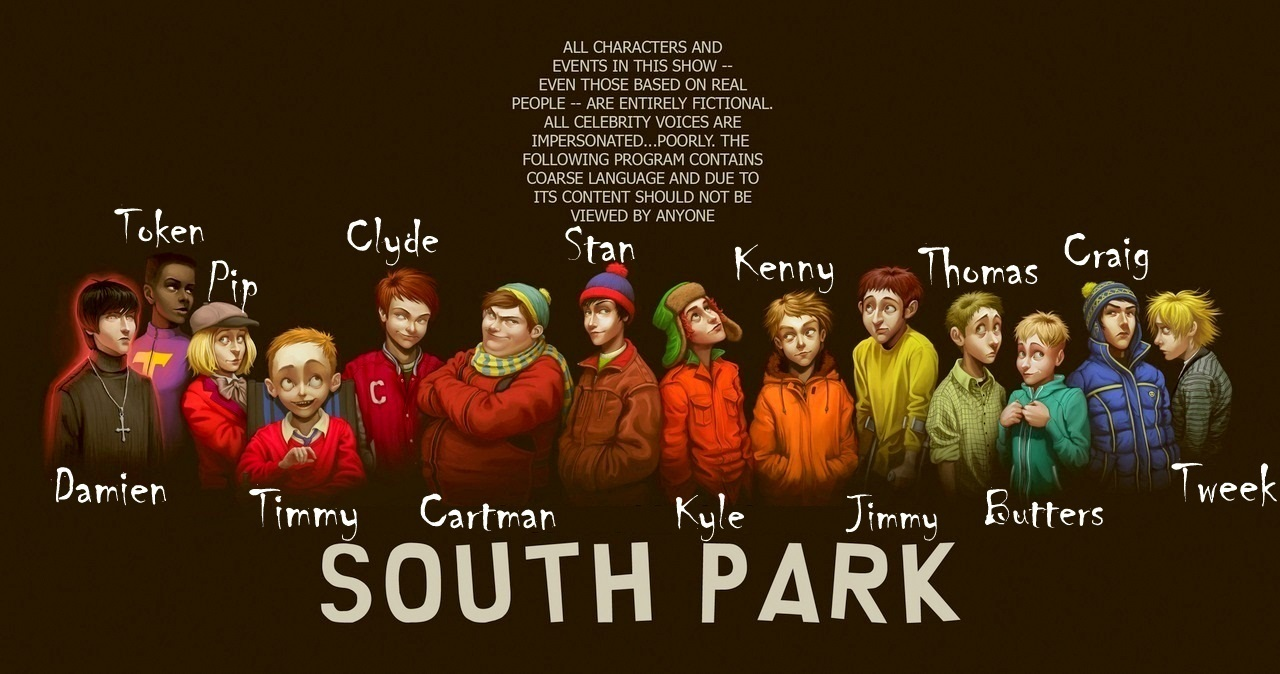 REAL LIFE ANIME SOUTH PARK - South Park Photo (23019711 ...