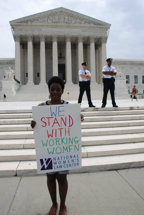Rally in Solidarity with the Women of Walmart