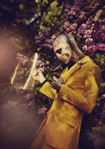 Rick Genest द्वारा Mateusz Stankiewicz for Fashion Magazine