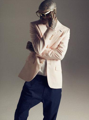 Rick Genest によって Mateusz Stankiewicz for Fashion Magazine