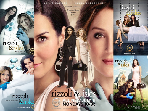 Rizzoli and Isles season 2