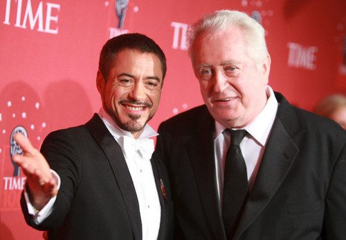 Robert Downey Jr and Robert Downey Sr