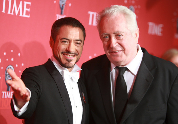 Robert Downey Jr and Robert Downey Sr