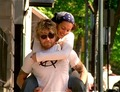 Ryan Dunn with Girlfriend Angie - ryan-dunn photo