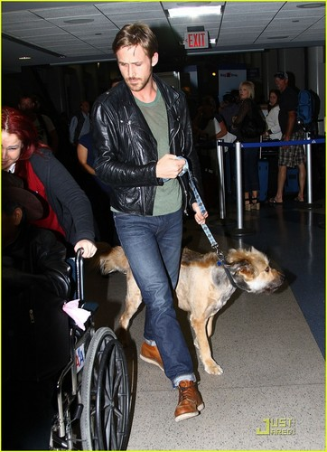 Ryan Gosling: Night Flight with George!