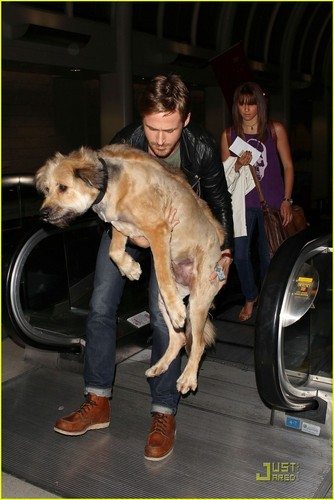 Ryan Gosling: Night Flight with George!