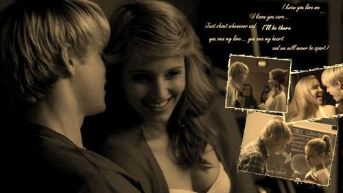 Sam and Quinn - quinn-fabray Wallpaper