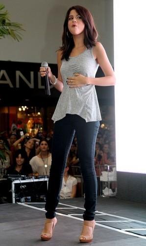 Selena Gomez promotes her movie Monte Carlo in Miami