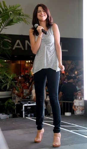 Selena Gomez promotes her movie Monte Carlo in Miami