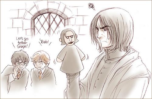 Severus Snape Yukipon