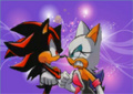 Shadow and Rouge (Archie comic) - shadow-and-rouge photo