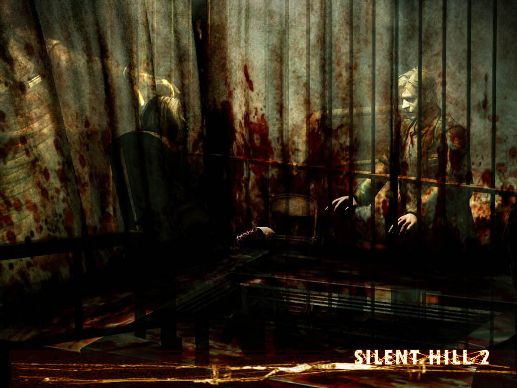 Horror World Images Silent Hill 2 Hd Wallpaper And Background Photos
