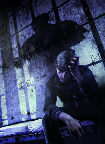 Silent heuvel Downpour