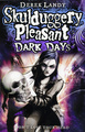 Skulduggery Pleasant Dark Days - skulduggery-pleasant-and-crew photo