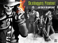 Skulduggery Pleasant - skulduggery-pleasant-and-crew wallpaper