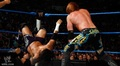 Slater and Gabriel vs USOS - wade-barrett-justin-gabriel-heath-slater photo