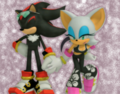 Sonic Free Riders: Shadouge - shadow-and-rouge photo