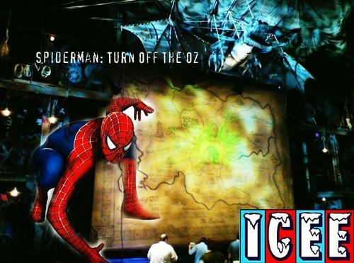 Spiderman: Turn off the oz - so-random Photo