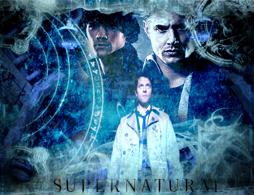 Supernatural fanart