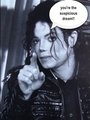 Suspicious dream - michael-jackson photo