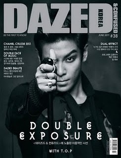 T.O.P Dazed and Confused picha