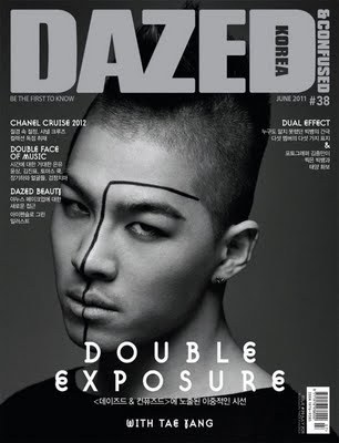 Taeyang Dazed and Confused تصاویر