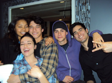 The Cast <3