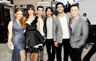 The Cast - teen-wolf Photo