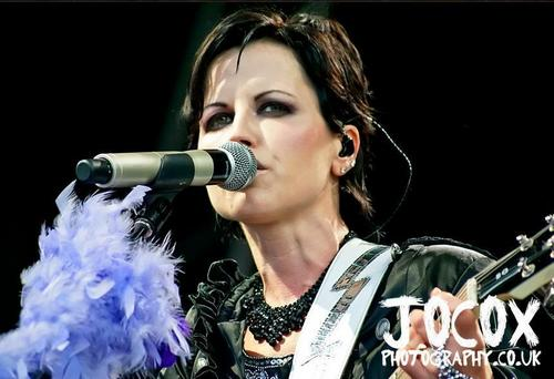 The Cranberries @ लंडन Feis