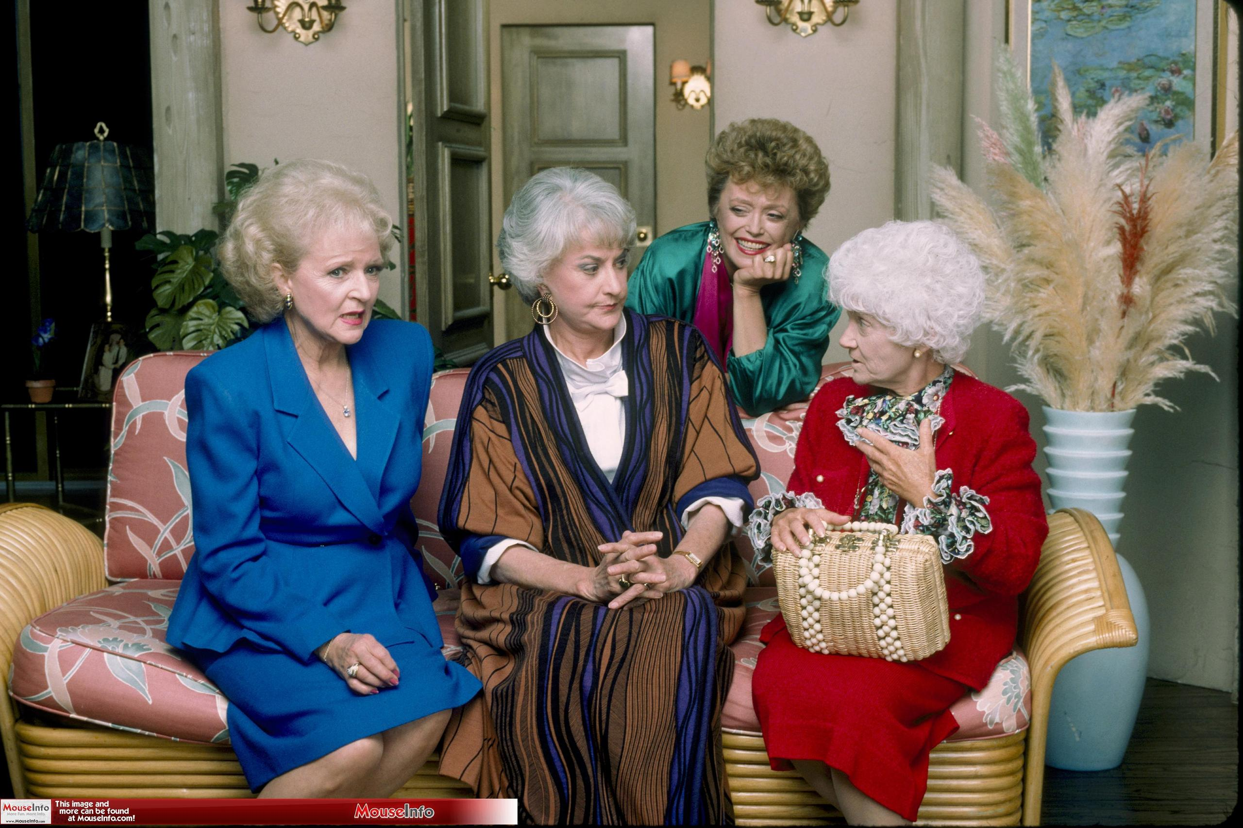 golden girls New york (cbs/ap) updated 1:07 pm est rue mcclanahan, the emmy-winning actress who brought the sexually liberated southern belle blanche devereaux to life on the hit tv series the golden.