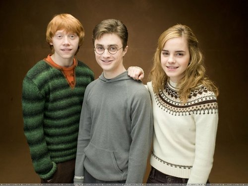 The Golden Trio *-*