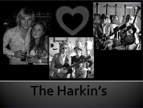 The Harkin's!