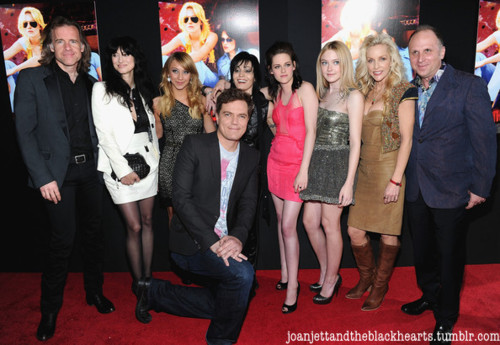 The Runaways Cast and Director and People that worked on it
