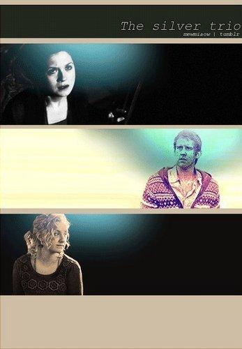The Silver Trio *-*