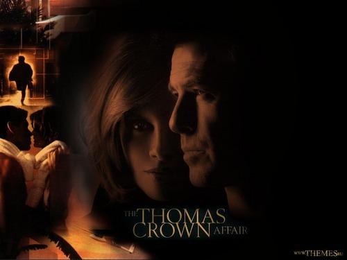 The Thomas Crown Affair 壁紙