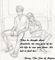 Then he thought about Annabeth... - the-heroes-of-olympus fan art