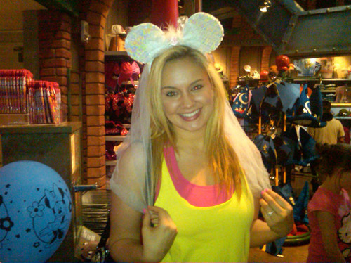 Tiffany Thornton-Disney