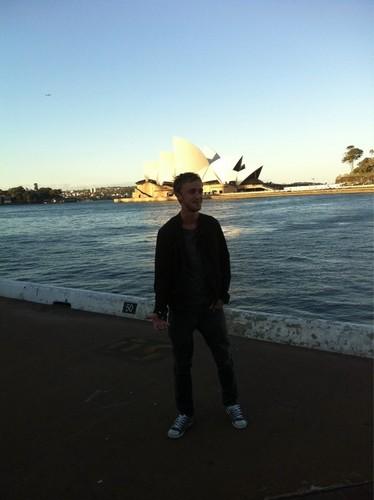 Tom's twitpic.