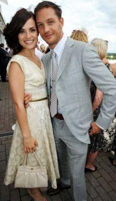 Tom with charlotte Riley, Ladies siku at Goodwood