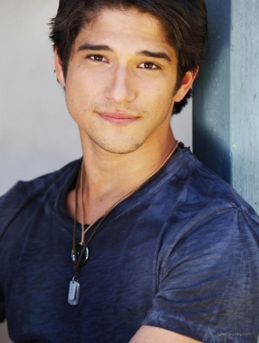 Tyler Posey wallpaper probably with a portrait titled Tyler Posey Troix