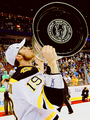 Tyler Seguin and the Stanley Cup - 2011