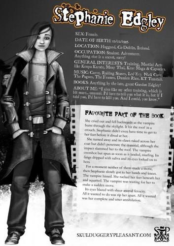 Valkyrie Cain's 프로필