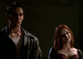 buffy-the-vampire-slayer - Vampire Xander/Willow screencap