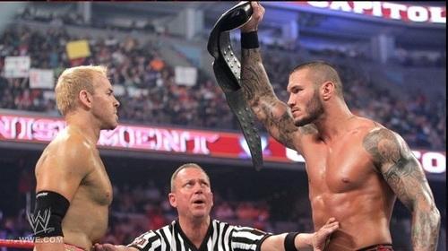 ডবলুডবলুই Capitol Punishment Orton vs Christian