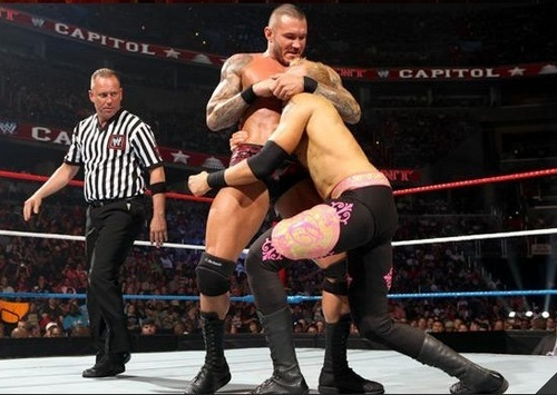 wwe Capitol Punishment Orton vs Christian