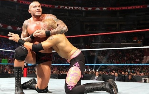 ডবলুডবলুই Capitol Punishment Orton vs Christian