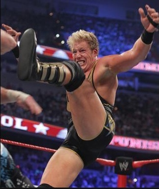 WWE Capitol Punishment Swagger vs Bourne - jack-swagger Photo