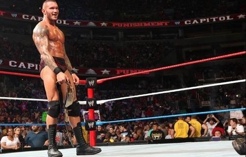 ডবলুডবলুই Capitol Punisment Orton vs Christian