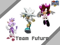 Wallpaper Team Future - sonic-fan-characters wallpaper
